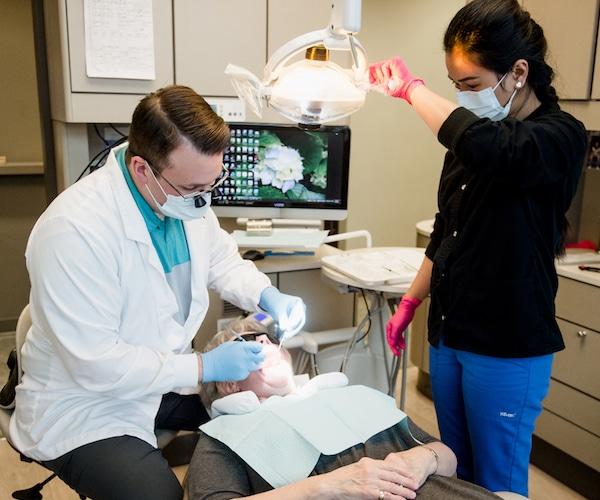 Seattle Dental Exam